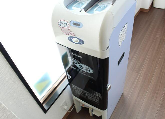 堺駅 東口徒歩 5分 あゆみ歯科ゆうこ堺診療所の院内写真3