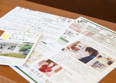 関目駅 出口徒歩 1分 タクデンタルクリニックの院内写真4