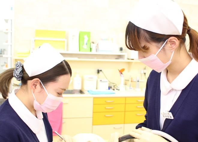 富山大学前駅 徒歩 3分 大学前歯科のスタッフ写真2