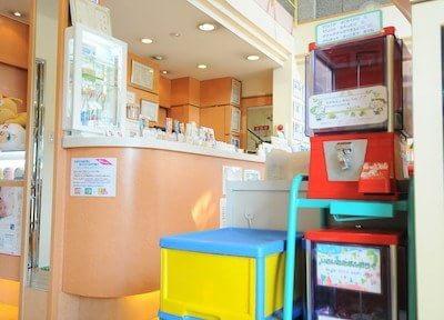 太子橋今市駅 6号出口徒歩3分 倉松歯科医院の院内写真1