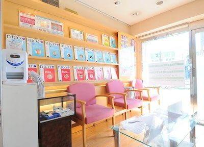 太子橋今市駅 6号出口徒歩3分 倉松歯科医院の院内写真2