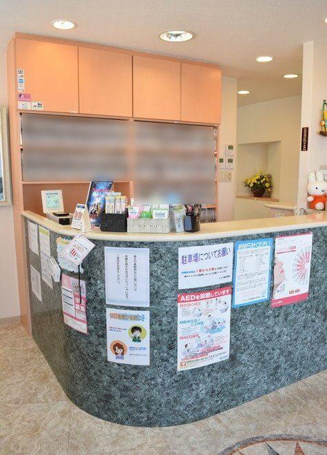 加古川駅 出口車 10分 にしお歯科・小児歯科医院の院内写真3
