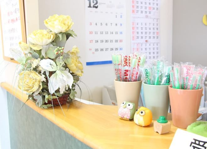 水戸駅 南口車6分 たなか歯科医院の院内写真2