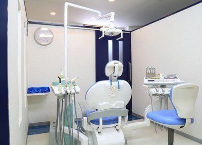 高崎駅 西口徒歩 3分 高崎アクア矯正歯科クリニックの院内写真2
