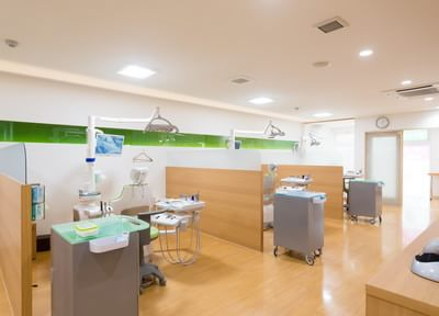飯塚駅 出口徒歩 11分 ぶん歯科クリニックの院内写真5