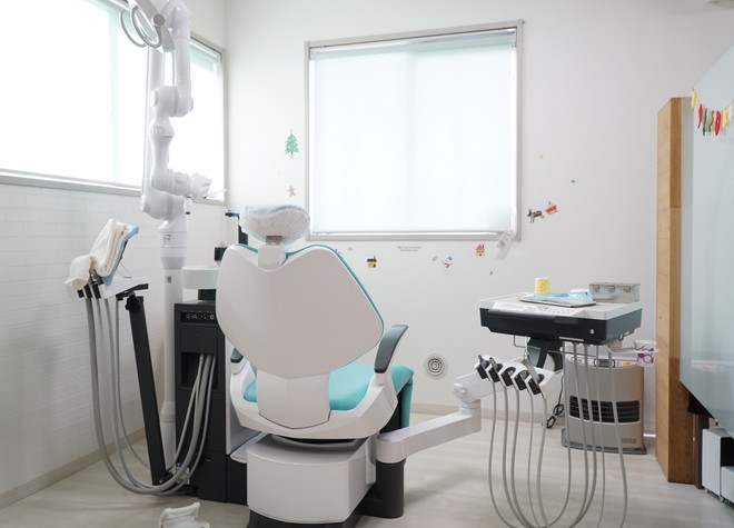 多賀城駅 出口車10分 おおのファミリー歯科の治療台写真7