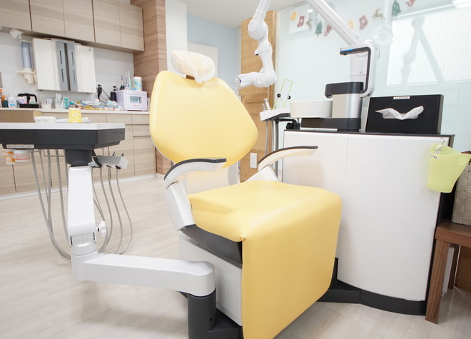 多賀城駅 出口車 10分 おおのファミリー歯科の治療台写真4