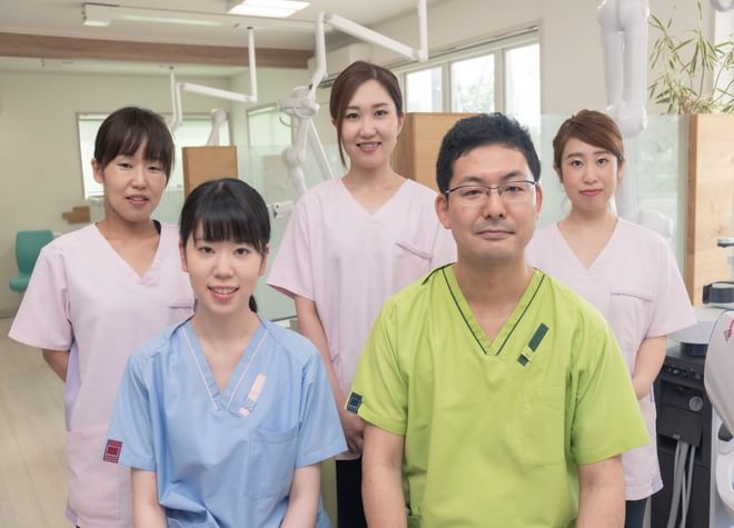 多賀城駅 出口車10分 おおのファミリー歯科写真1