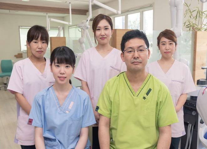 多賀城駅 出口車10分 おおのファミリー歯科のスタッフ写真2