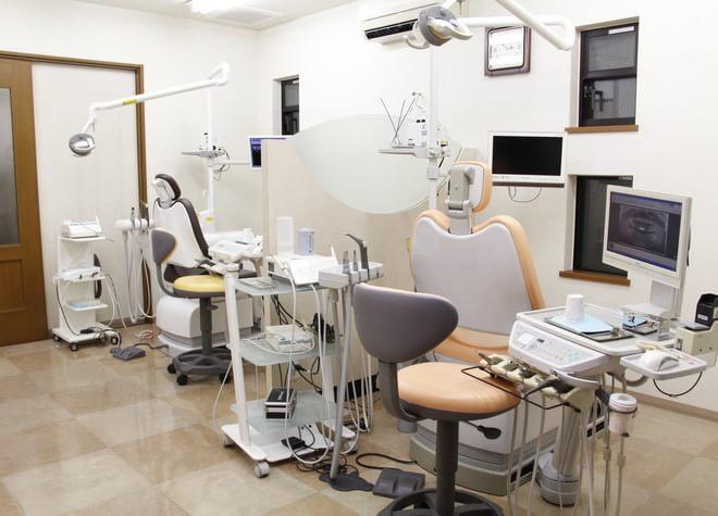 長居駅 西口徒歩 8分 岡﨑歯科医院の治療台写真7