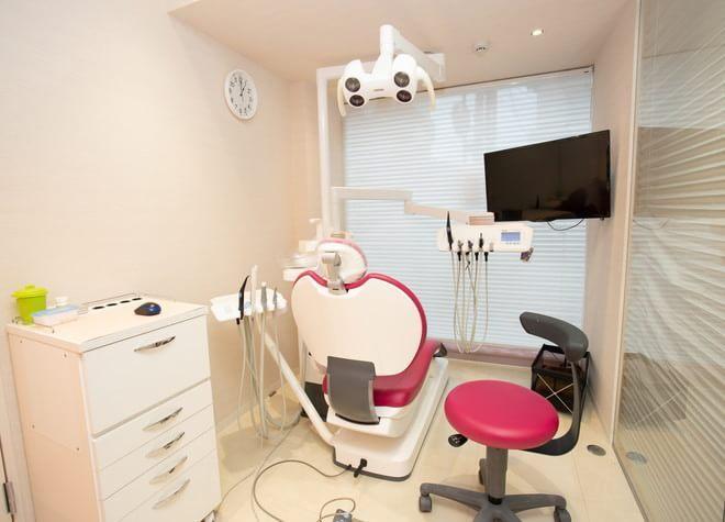 下高井戸駅 西口徒歩 4分 パール歯科クリニックの治療台写真3