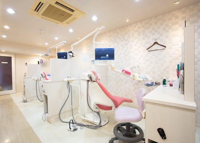 下高井戸駅 西口徒歩 4分 パール歯科クリニックの治療台写真4