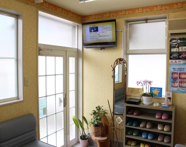 三田駅(兵庫県) 出口徒歩25分 尾崎歯科医院の院内写真1