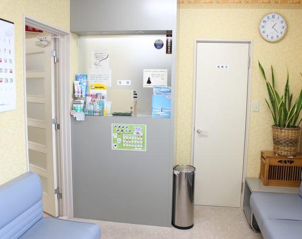 三田駅(兵庫県) 出口徒歩25分 尾崎歯科医院の院内写真3