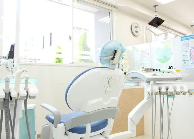 南草津駅 出口徒歩 5分 みなみ草津ファミリー歯科の院内写真2