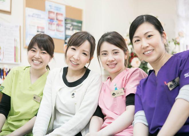 西鉄天神大牟田線大橋駅(福岡県) 東口 バス15分、車で10分  アンブル歯科のスタッフ写真6