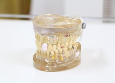 湘南台駅 西口徒歩1分 さの歯科の院内写真6