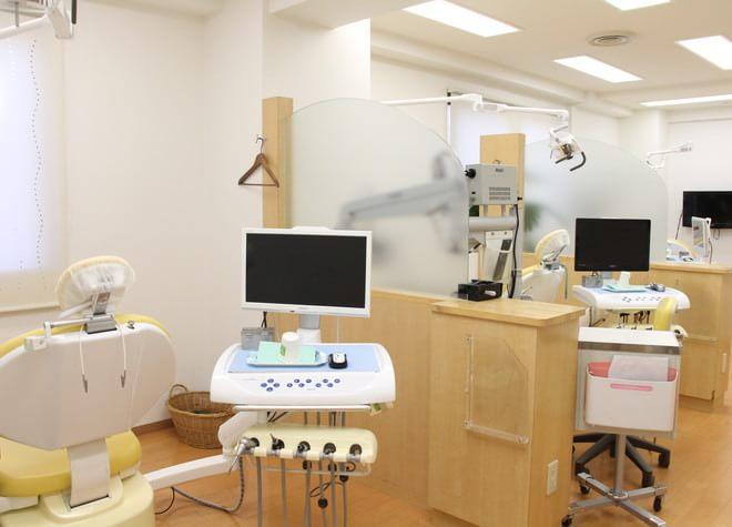 下総中山駅 南口徒歩 6分 かじやま歯科クリニックの院内写真7