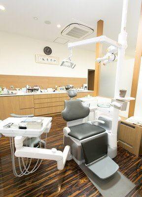蒔田駅 南口徒歩 3分 LION歯科の院内写真7