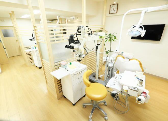 武蔵小金井駅 南口徒歩 7分 大樹歯科治療院の治療台写真7