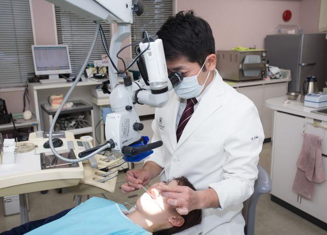 日吉駅 徒歩4分 江田歯科医院のスタッフ写真3
