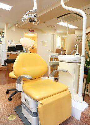 池袋駅西口 徒歩14分 つちや歯科医院の院内写真5
