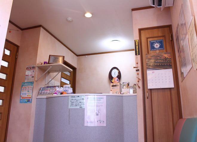 西八王子駅 北口徒歩 10分 東條歯科医院の院内写真2