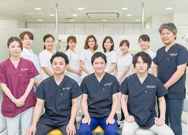 大井町駅 出口徒歩 1分 クレール歯科クリニック写真1