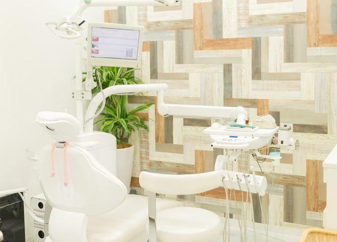 大井町駅 出口徒歩 1分 クレール歯科クリニックの治療台写真3
