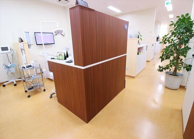 静岡駅 南口徒歩1分 オリエント歯科医院の院内写真3