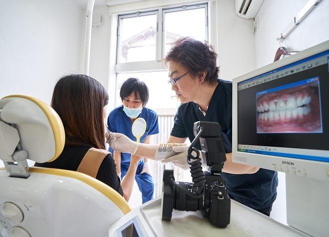 用宗駅 車6分 ひかり歯科医院写真3