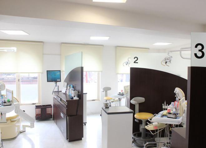 方南町駅 出口徒歩 1分 ファミーユ歯科の治療台写真6