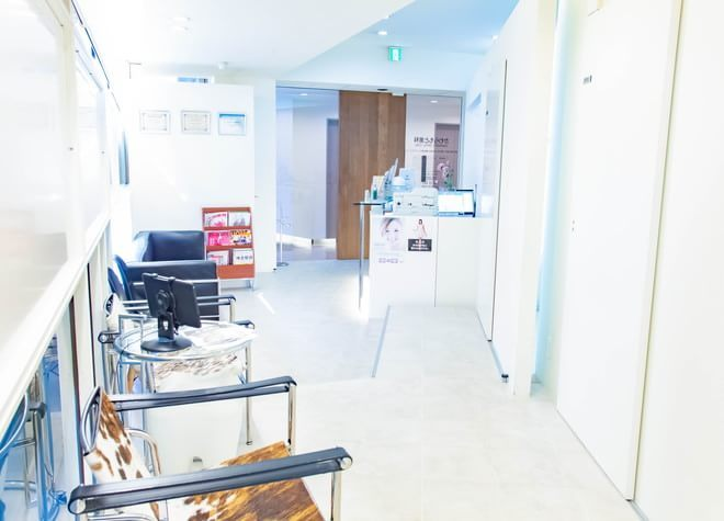 江坂駅 1号出口徒歩 3分 かわらもと歯科の院内写真5
