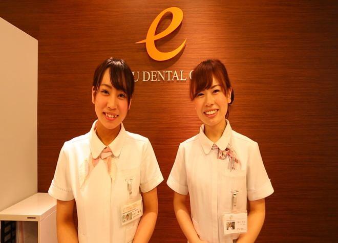 鹿児島中央駅 西口車 5分 えなつ歯科・矯正クリニックのスタッフ写真2