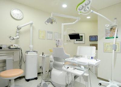富田林駅 1番出口徒歩1分 下野歯科医院の院内写真4