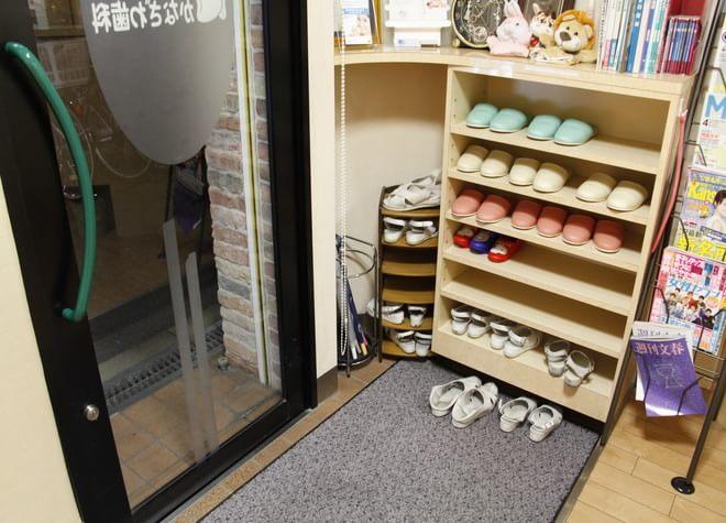 北加賀屋駅 出口1徒歩7分 かなざわ歯科の院内写真2