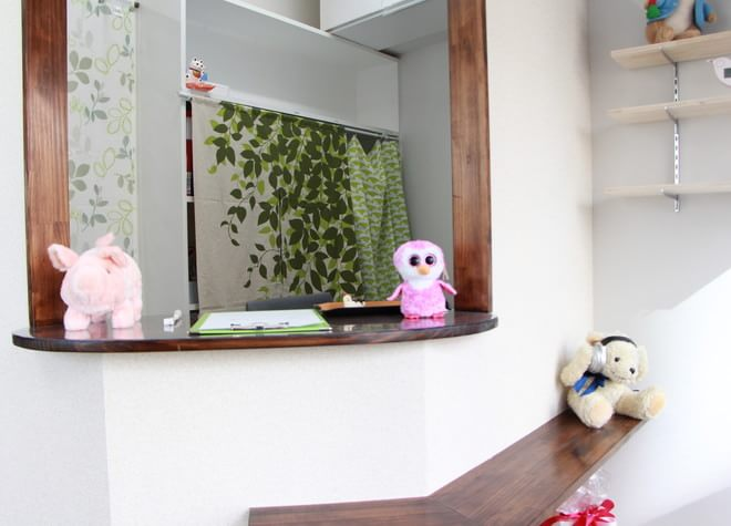千石駅 A2徒歩 2分 にいくに小児・矯正歯科の院内写真5
