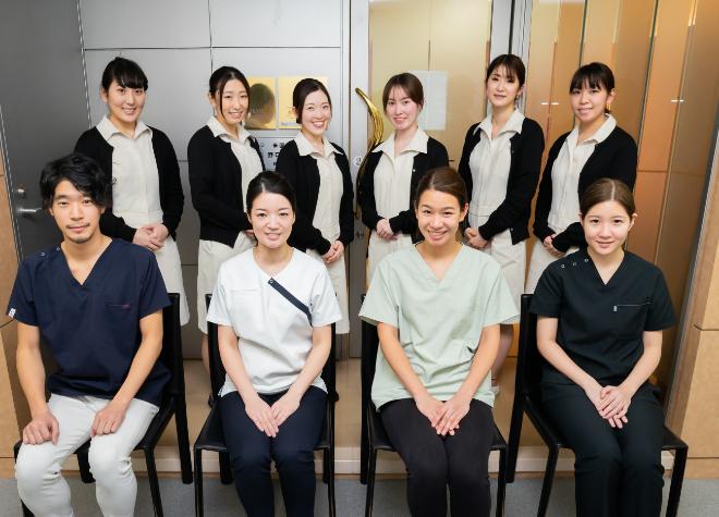 初台駅 出口徒歩 1分 東京オペラシティ歯科写真5