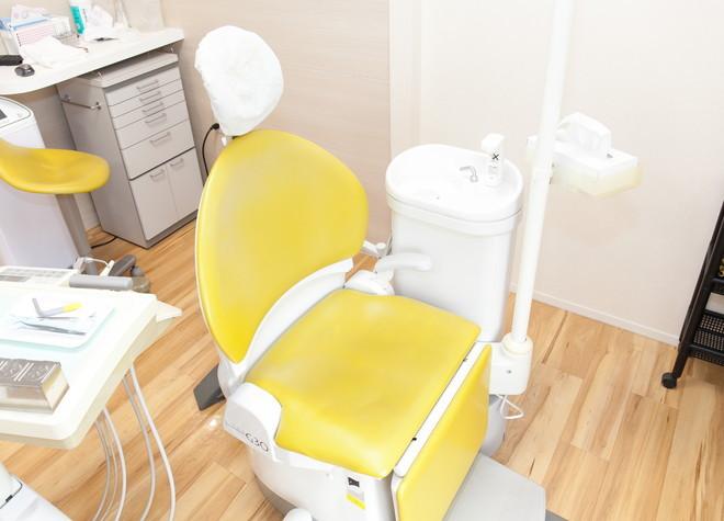 福大前駅 車 8分 いしばし歯科 小児・矯正歯科クリニックの治療台写真7