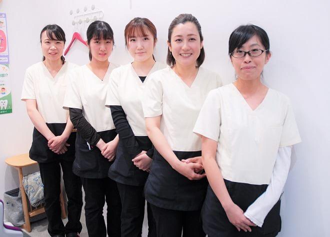 徳島駅 出口車 10分 ルミナスデンタルクリニックイオンモール徳島店のスタッフ写真2