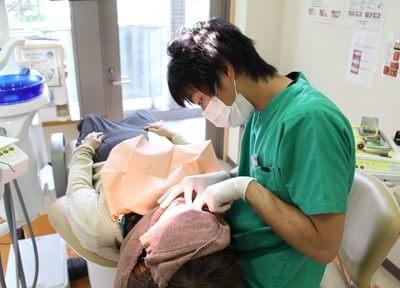 西永福駅 出口徒歩4分 西永福歯科のスタッフ写真2