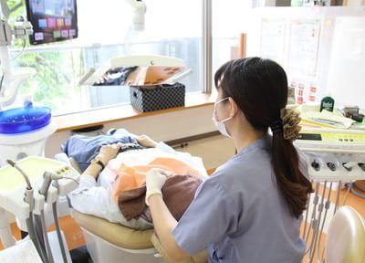 西永福駅 出口徒歩 4分 西永福歯科のスタッフ写真3