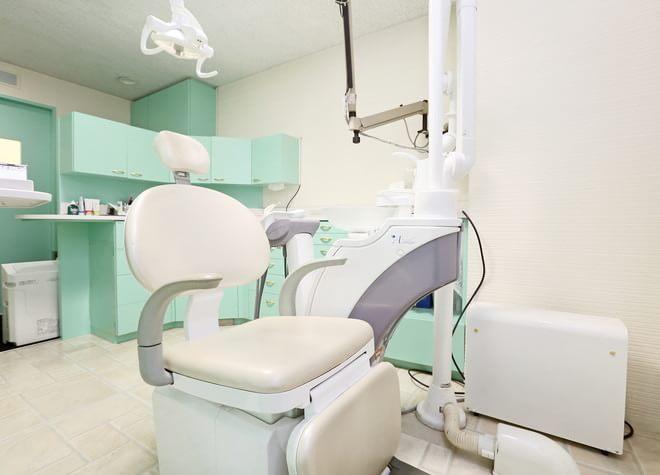三鷹駅南口 車10分 アクアデンタルクリニックのアクアデンタルクリニックの診療スペース写真5