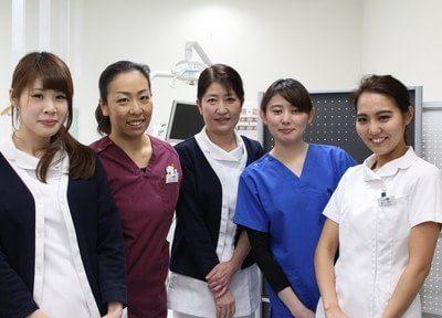 南大沢駅出口 徒歩1分 南大沢歯科医院(八王子院)のスタッフ写真2
