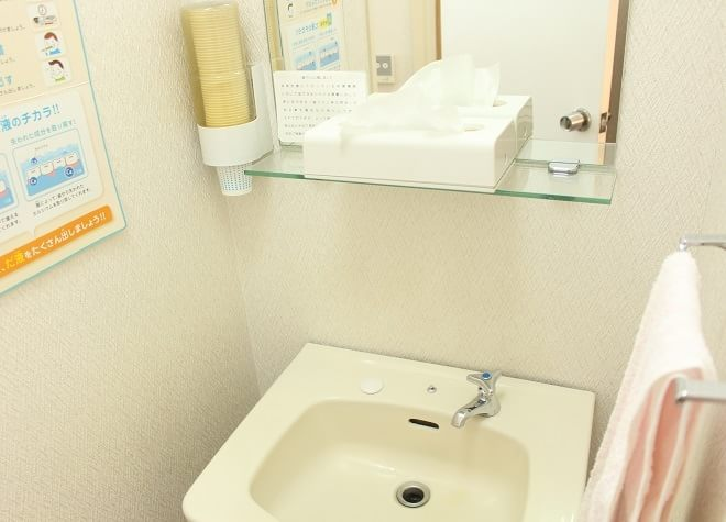 真駒内駅 出口車8分 伊藤仁歯科の院内写真4