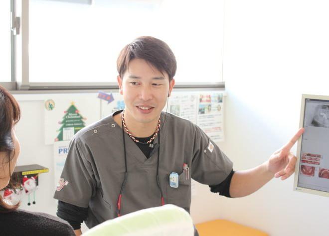 高松駅(香川県)  もりぐち歯科クリニックのスタッフ写真3