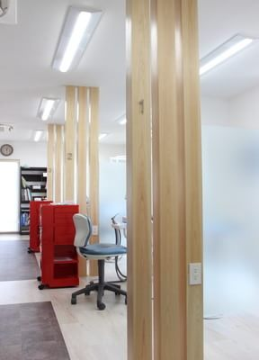 乙川駅 出口車9分 すみれファミリー歯科の院内写真2