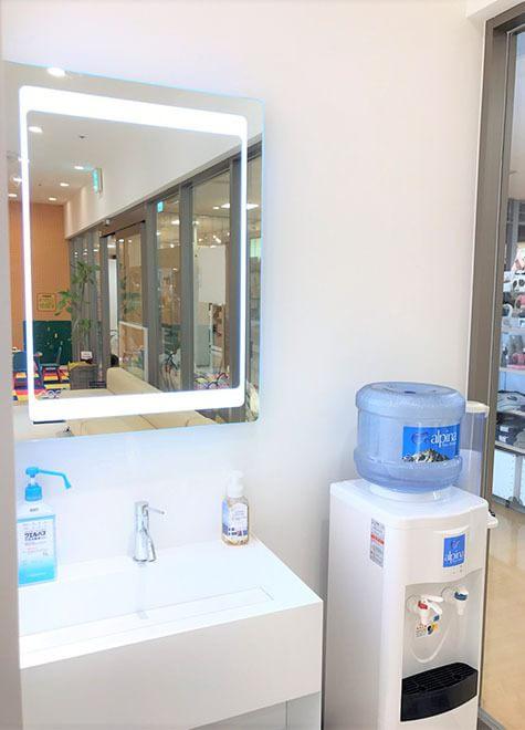 溝の口駅 徒歩2分 ALBA歯科&矯正歯科 溝の口の院内写真7