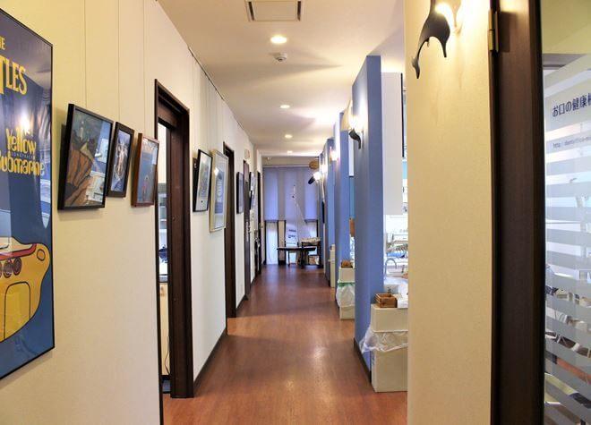 沼津駅 北口徒歩 15分 デンタルオフィスみなとの院内写真2