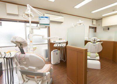 中板橋駅 北口徒歩 5分 おおたに歯科医院の院内写真5